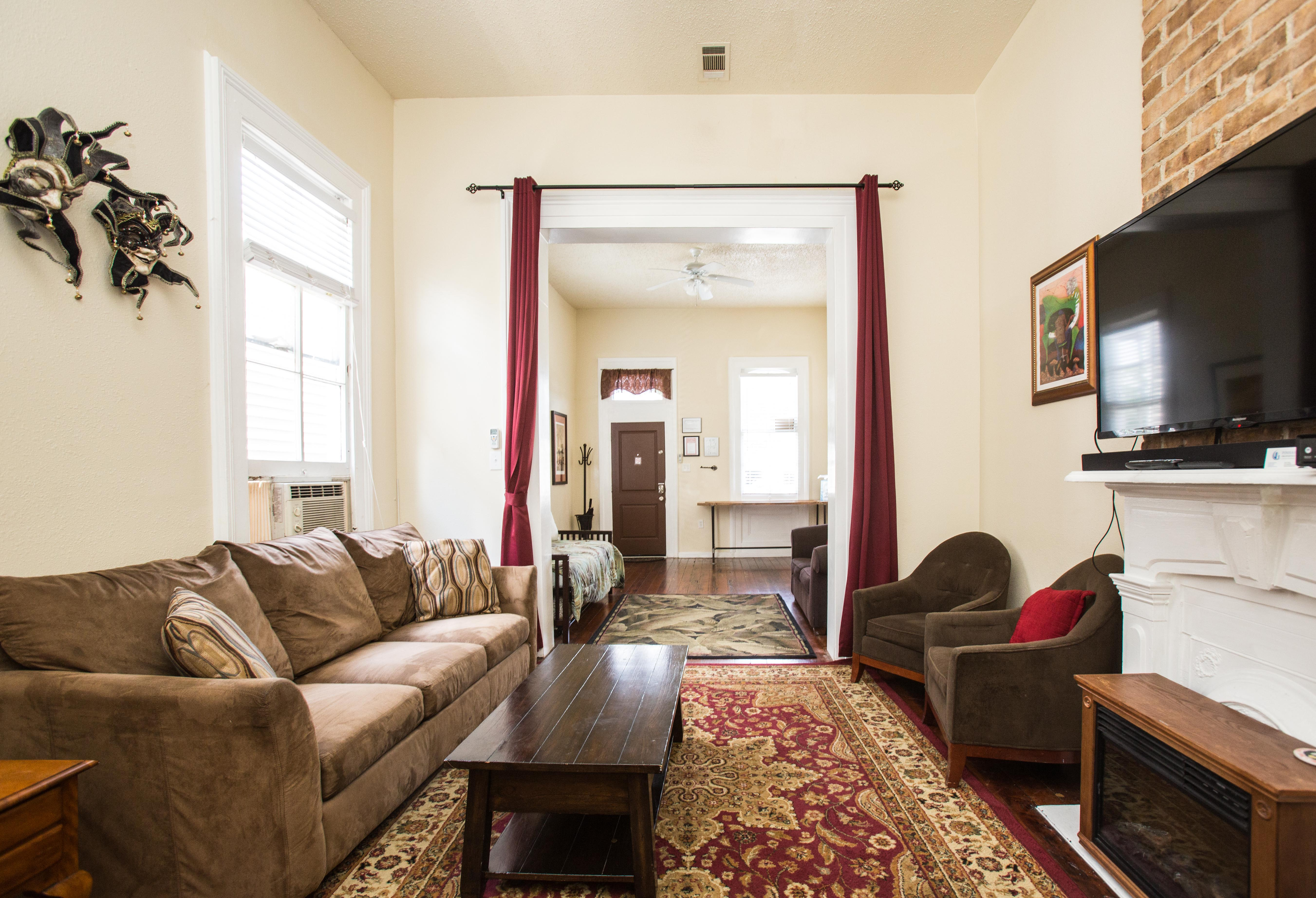 Unit 2 - Charming Authentic Mid City! - New Orleans Real Estate ...