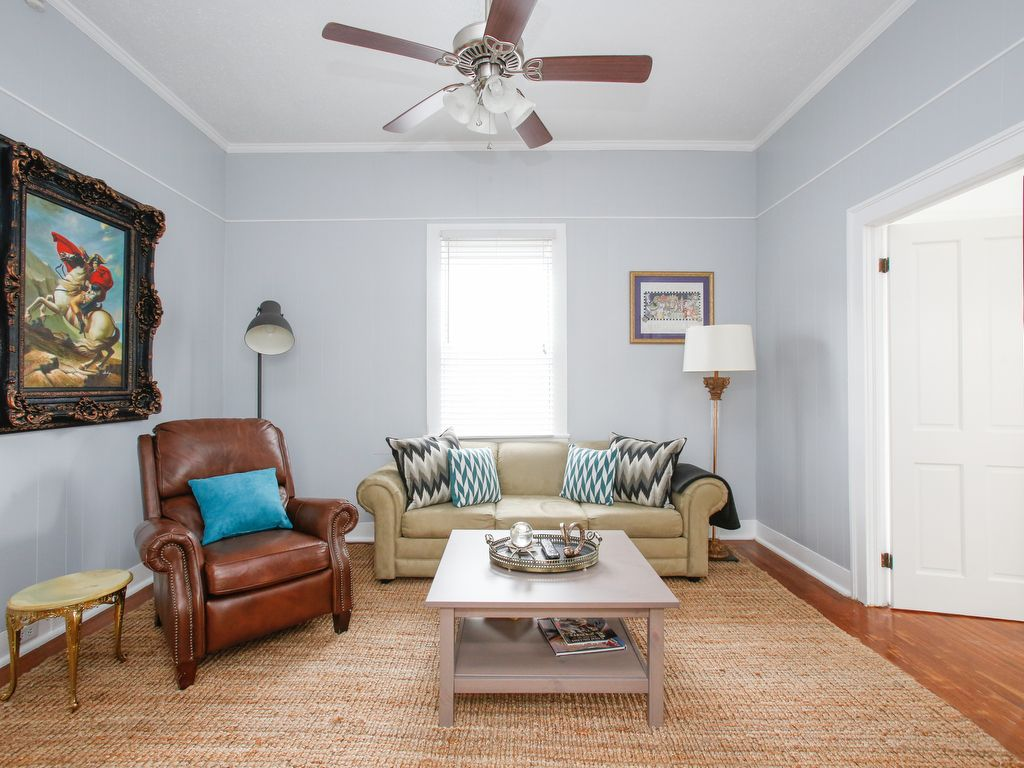 Casa Freret Uptown: Walkable to Tulane, Food, Bars - New Orleans ...